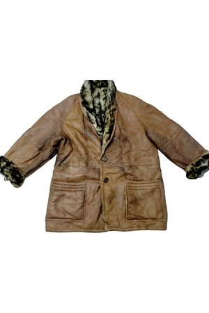 SHEARLING Leather Coats