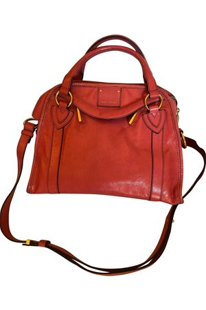 Marc Jacobs Leather bowling bag
