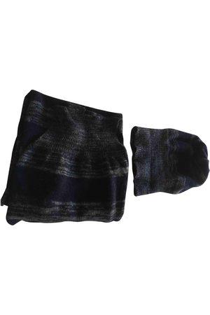 Dolce & Gabbana Multicolour Wool Scarves & Pocket Squares