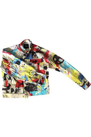 KTZ Multicolour Cotton Jackets