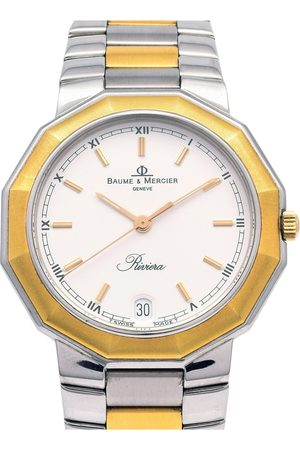 Baume et Mercier Gold and steel Watches