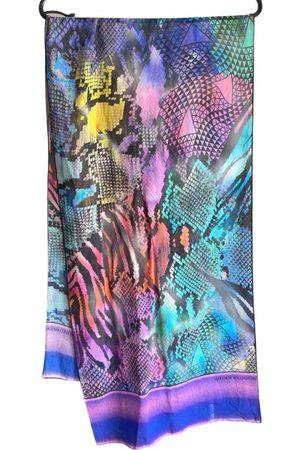 Matthew Williamson Multicolour Silk Scarves