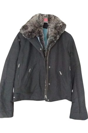 Zadig & Voltaire Cotton Leather Jackets
