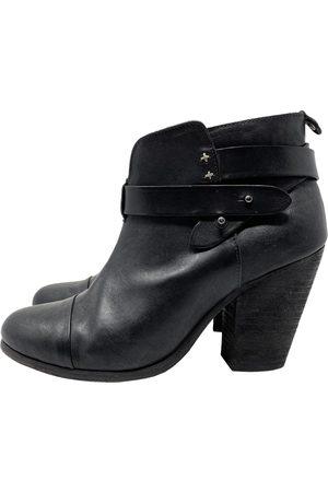 RAG&BONE Leather Boots