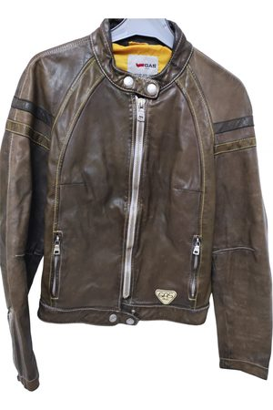 GAS Leather Leather Jackets
