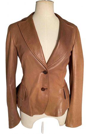 Nicole Farhi Leather Leather Jackets