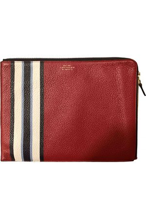 SMYTHSON Leather small bag