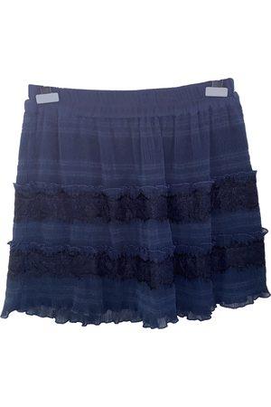 Ganni Fall Winter 2019 mini skirt