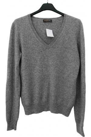 Repeat Grey Cashmere Knitwear
