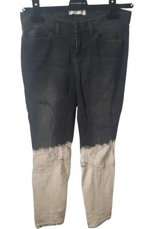 FAITH CONNEXION Women Jeans - Grey Cotton - elasthane Jeans