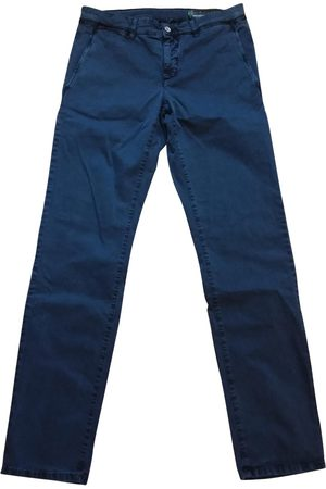 DIRK BIKKEMBERGS Cotton Trousers