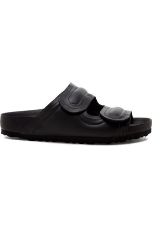 Birkenstock The Beachcomber Leather Slides - Mens