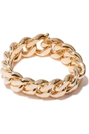 Bottega Veneta Curb-chain -plated Bracelet - Womens