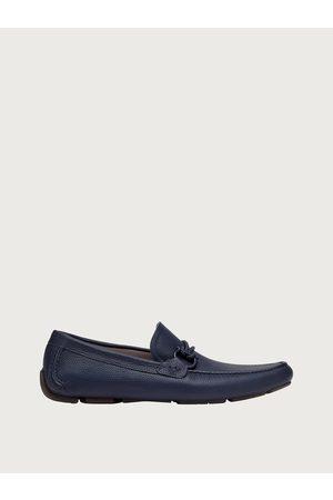 Salvatore Ferragamo Men Loafers - Men Driver with Gancini ornament Size 6