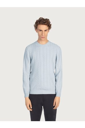 Salvatore Ferragamo Women Sweaters - Women Pattern stitch sweater
