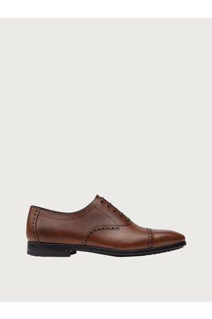 Salvatore Ferragamo Men Formal Shoes - Men Plain toe Oxford Size 6.5