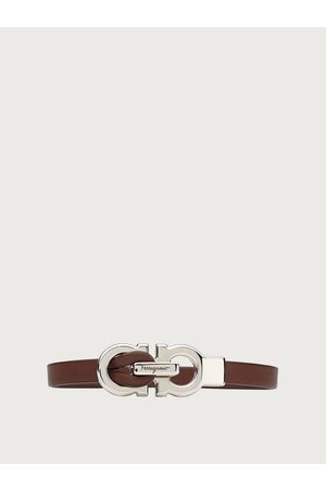 Salvatore Ferragamo Men Bracelets - Men Gancini bracelet - size L