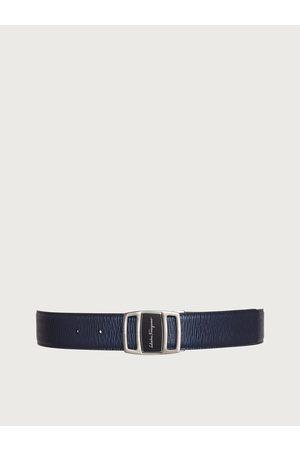 Salvatore Ferragamo Men Reversible and adjustable belt