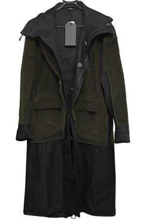 ISABEL BENENATO Cotton Coat