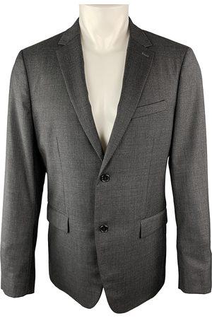 THEORY Grey Wool Jackets