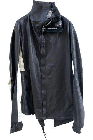 11 BY BORIS BIDJAN SABERI Leather Jackets