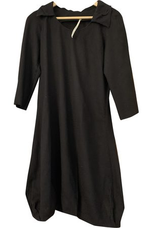 LIVIANA CONTI Wool mid-length dress