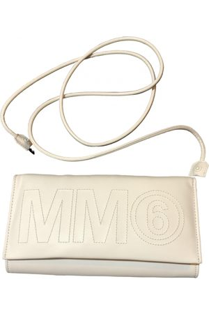 MM6 Leather Clutch Bags