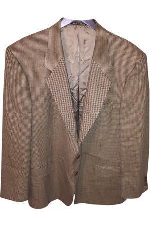 VALENTINO GARAVANI Camel Wool Jackets
