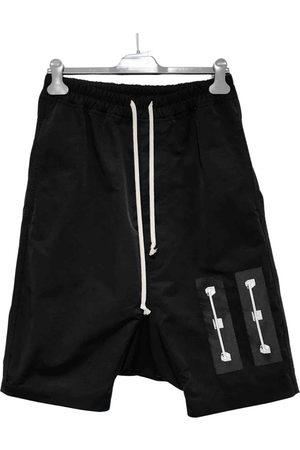 Rick Owens Polyester Shorts