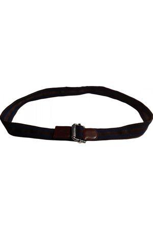Tod's Cloth Belts