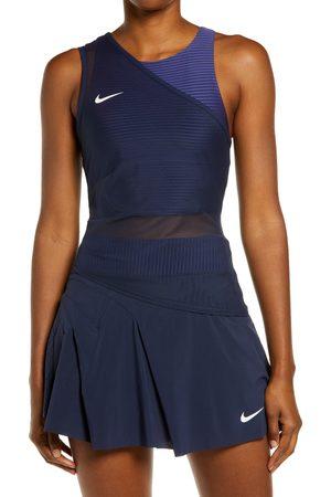 Nike Women's court Dri-Fit Adv Slam Asymmetric Top
