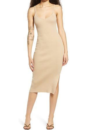 Lulus Women's Body-Con Sweater Dress