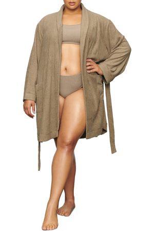 SKIMS Women's Terry Robe