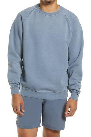ZANEROBE Men's Field Lowgo Fleece Sweatshirt
