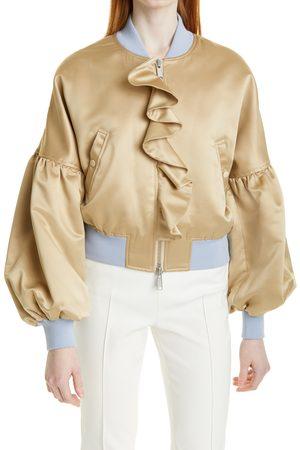 STINE GOYA Women's Duchesse Bomber Jacket