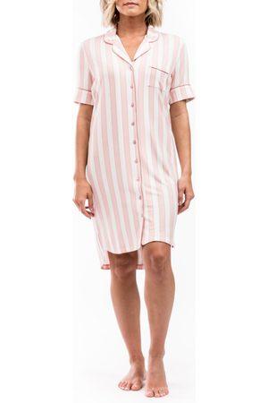 Rachel Parcell Women's Short Sleeve Nightshirt