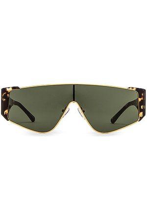 The Attico Carlijn Sunglasses in
