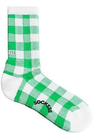 Socksss Pebble Beach Socks in Green