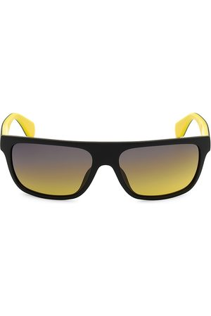 Adidas Men's 59MM Injected Square Sunglasses