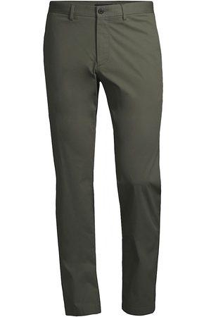 THEORY Men's Zaine Twill Pants - Hunt - Size 29