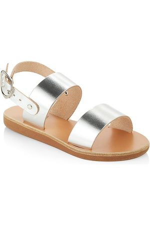 Ancient Greek Sandals Little Girl's & Girl's Clio Soft Leather Sandals - - Size 1.5 (Child)