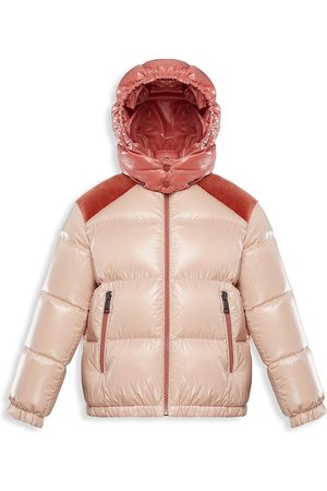Moncler Little Girl's & Girl's Chouelle Quilted Down Coat - - Size 14