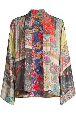 JOHNNY WAS Women's Reversible Callaway Flora Kimono - Size XS
