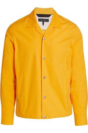 RAG&BONE Men's Climate Finlay Shirt Jacket - - Size Medium