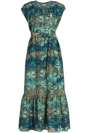 Chufy Women's Ferka Tassel-Trimmed Maxi Dress - Stan - Size XS