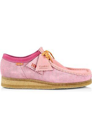 Clarks Men's Levi's Vintage Clothing x Clarks Wallabee Suede Shoes - Combo - Size 11