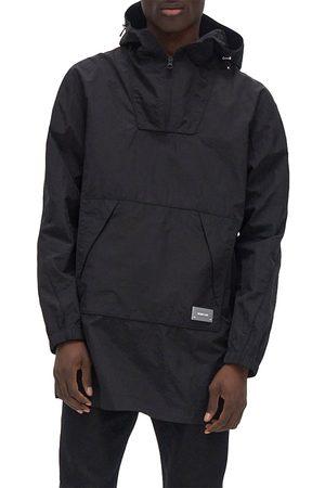Helmut Lang Men's Packable Logo Anorak - - Size Medium