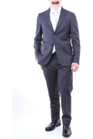 RODA Single-breasted suits Men Grey