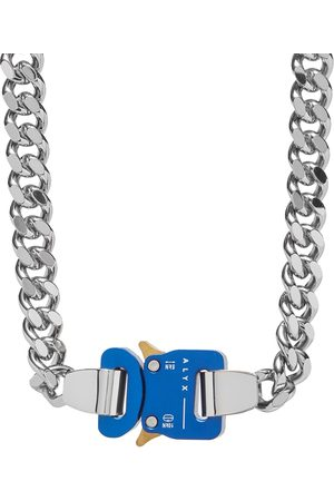 1017 ALYX 9SM Men Necklaces - END. x Necklace With Blue Buckle