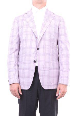 SARTORIO Blazer Men Lilac